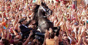 Fiestas Patronales de Menorca