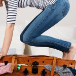 How to pack your bathroom into your suitcase: Tips for lightweight traveling
